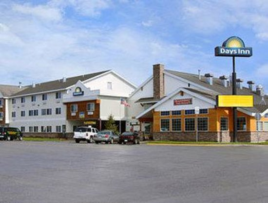 Welcome to the Days Inn West Yellowstone