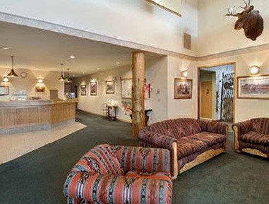 Days Inn West Yellowstone: Lobby