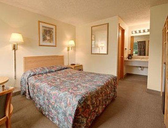 Days Inn Richland: Standard Double Bed Room