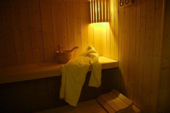 Hotel Wanda: Sauna