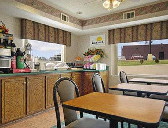 Days Inn Greenville: Breakfast Area
