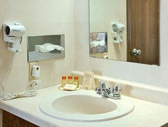 Days Inn St. Cloud: Bathroom