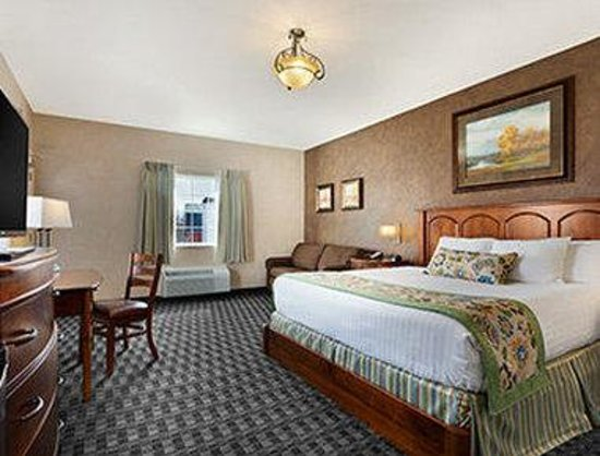 Days Inn Carrollton: King Villa