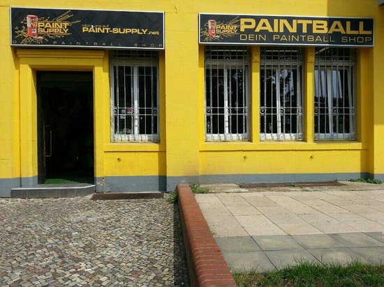 PAINT SUPPLY Gmbh