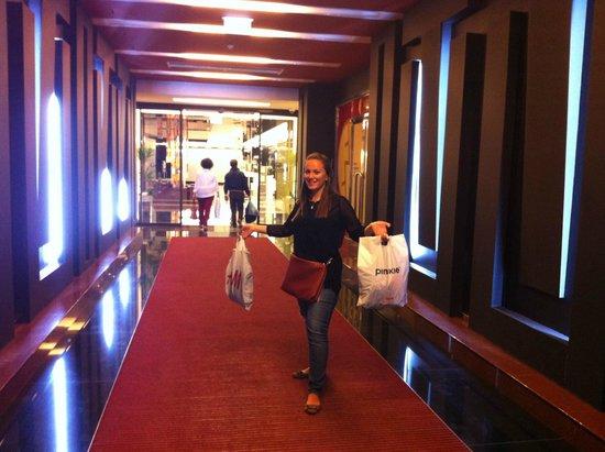 Grandior Hotel Prague: Entrance