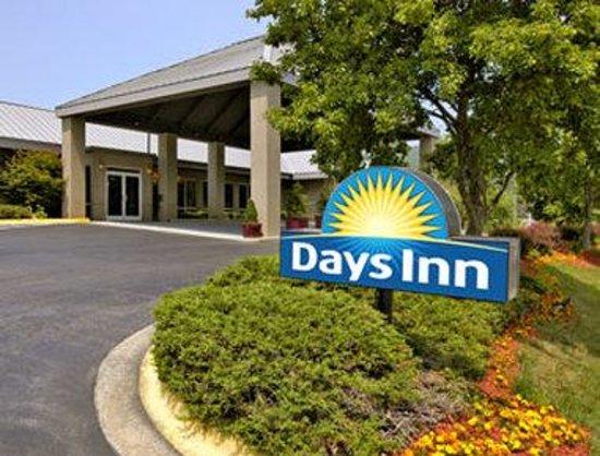 Days Inn Asheville/Mall: Welcome to the Days Inn Asheville