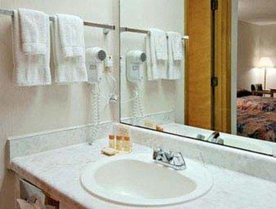 Days Inn Downtown Aiken : Bathroom
