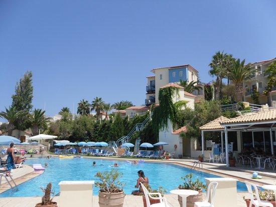 Hotel Rethymnon Mare : piscine