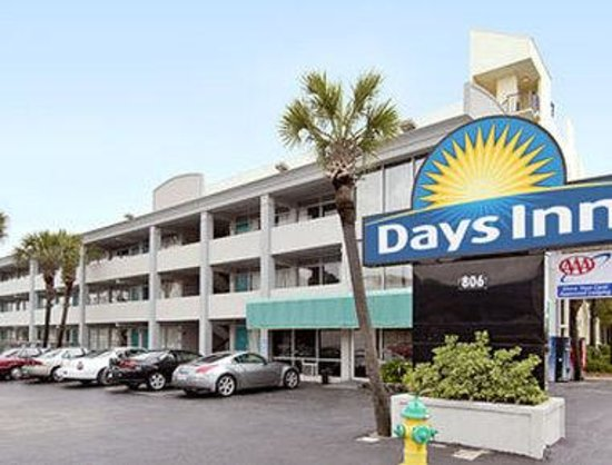 Days Inn Myrtle Beach-Grand Strand : Welcome to Days Inn Myrtle Beach