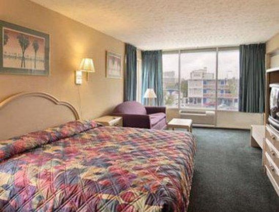 Days Inn Myrtle Beach-Grand Strand: Suite