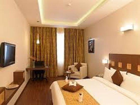 BluPetal - A Business Hotel : duke room!