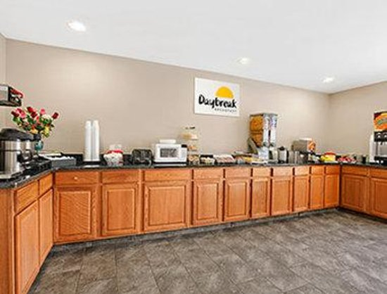 Days Inn Harrisonburg: Breakfast Area