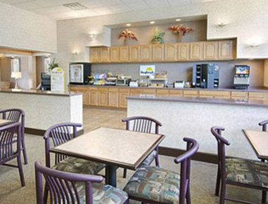 Days Inn Athens: Breakfast Area