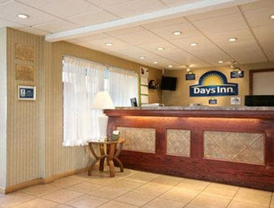 Days Inn Tannersville: Lobby