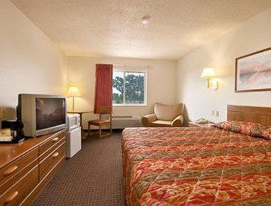 Evansdale, Αϊόβα: Standard King Bed Room