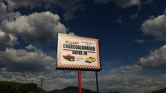 Vicco's Charcoalburger Drive-In