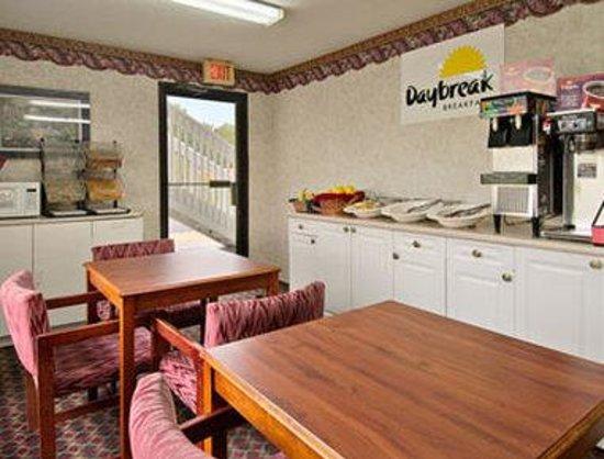 Mid Ohio Inn: Breakfast Area