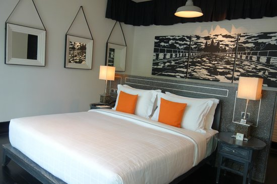 Shinta Mani Club : very comfortable bed