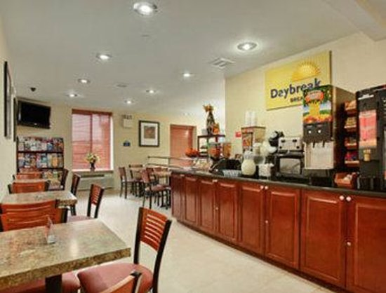 Days Inn Jamaica - Jfk Airport: Breakfast Area