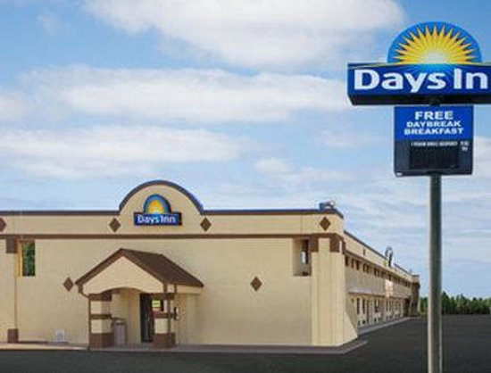 Welcome to the Days Inn Richmond
