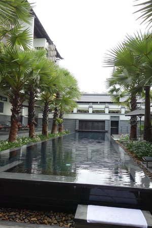 Shinta Mani Club: lap pool