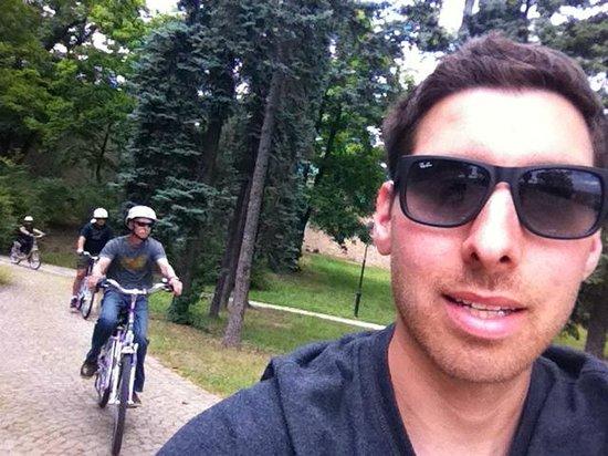 Premier Prague Tours : Riding