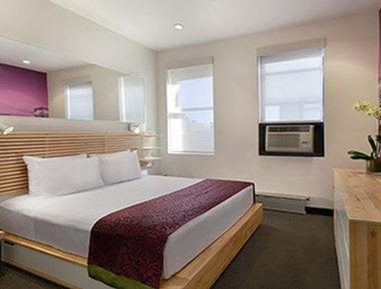 Days Inn Hotel New York City-Broadway: Business 1 Queen Bed Room