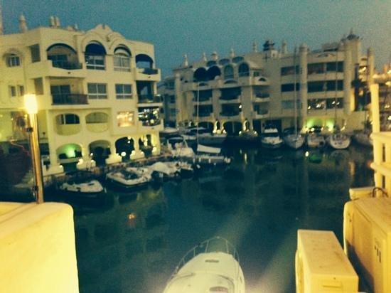 Toro Puerto Marina : great view