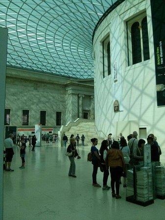 British Museum : Entree