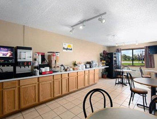 Days Inn Ankeny - Des Moines: Breakfast Area