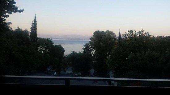 Daphnila Bay Thalasso: Θέα απο το bungalow