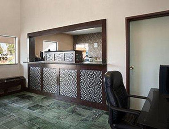 Days Inn Rocklin/Sacramento: Lobby