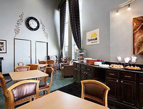 Days Inn Rocklin/Sacramento : Breakfast Area