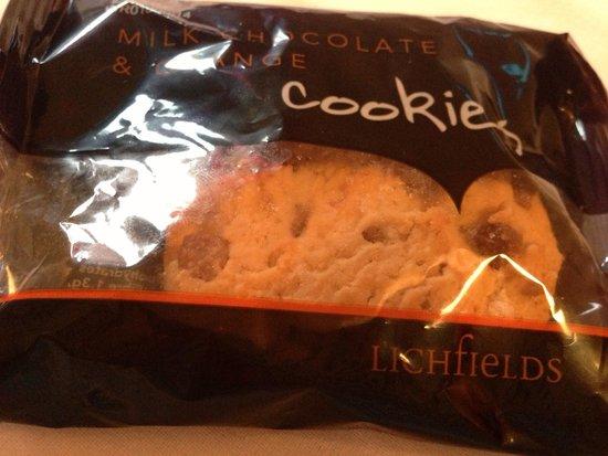 Ashlawn House: ウェールズのほとんどのホテルが置いてる美味しいクッキー