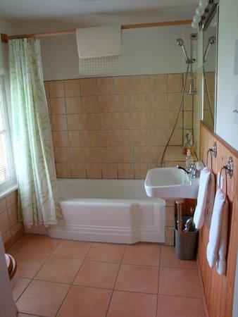 L'Almatoit : Baño
