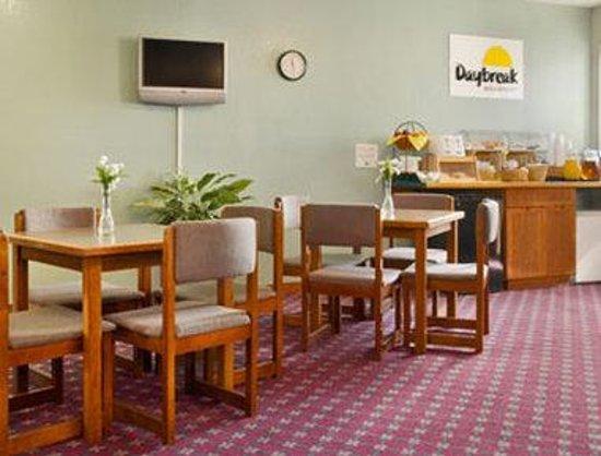 Days Inn Chamberlain/Oacoma: Breakfast Area