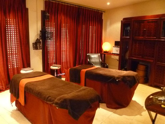 The David Livingstone Safari Lodge & Spa: Spa