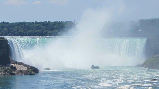Niagara Falls: Horseshoe Falls, Niagara