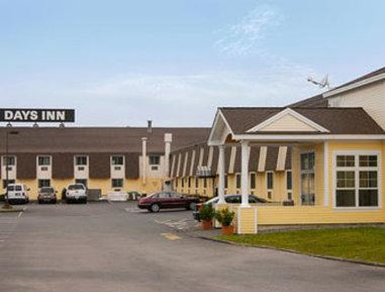 Days Inn Airport/Maine Mall : Welcome to the Days Inn Portland-South Portland