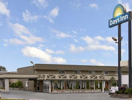 Days Inn Elk Grove Village/Chicago/O'Hare Airport West: Welcome to the Days Inn Elk Grove Village