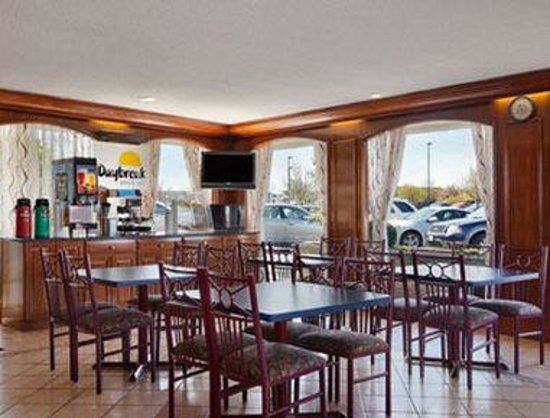 Days Inn Elk Grove Village/Chicago/O'Hare Airport West: Breakfast Area