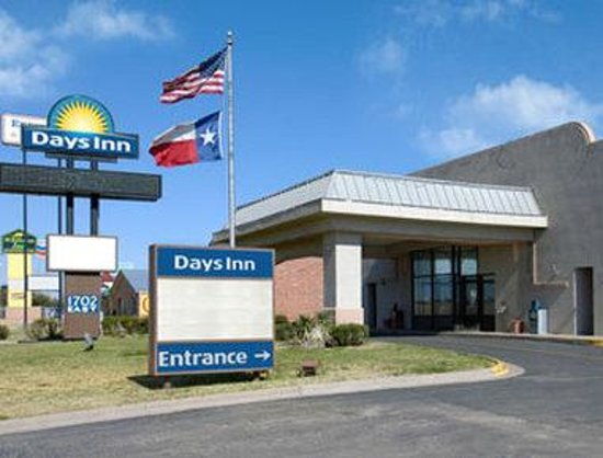 Knights Inn Abilene : Welcome to the Days Inn Abilene