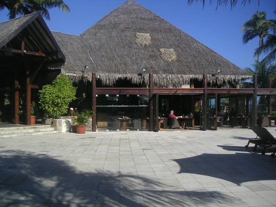 Manava Beach Resort & Spa - Moorea : le restaurant