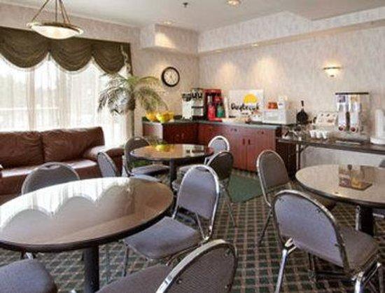 Days Inn Seattle Aurora: Breakfast Area