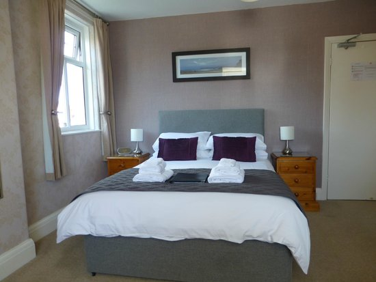 The Cliffbury Guest House: Bedroom