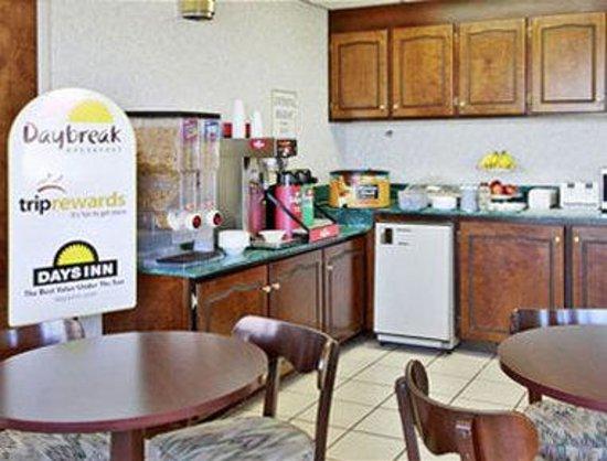 Days Inn Elberton : Breakfast Area