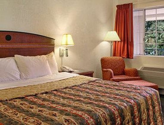 Days Inn & Suites Hayward: Standard King Bed Room