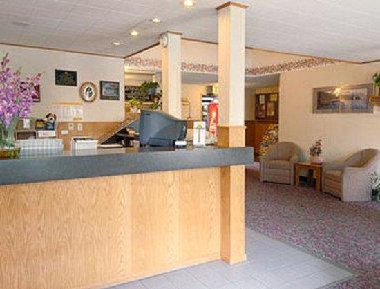 Days Inn Corvallis : Lobby