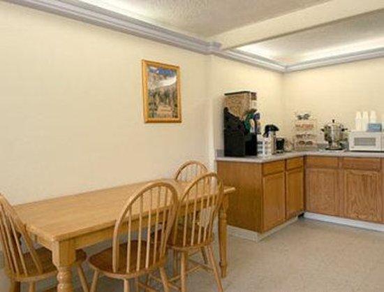 Days Inn Corvallis : Breakfast Area