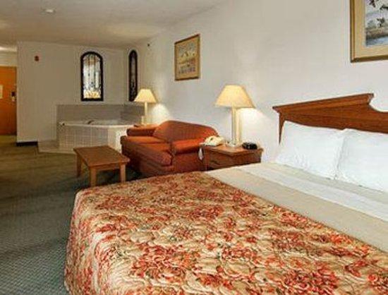 Days Inn & Suites Cambridge: Jacuzzi Suite
